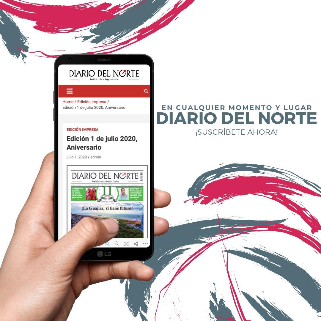 SUSCRIPCIÓN DIGITAL DIARIO DEL NORTE