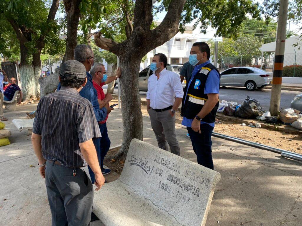 Autoridades realizan acompañamiento en barrios de Riohacha y en Camarones para garantizar la convivencia y seguridad - Noticias de Colombia