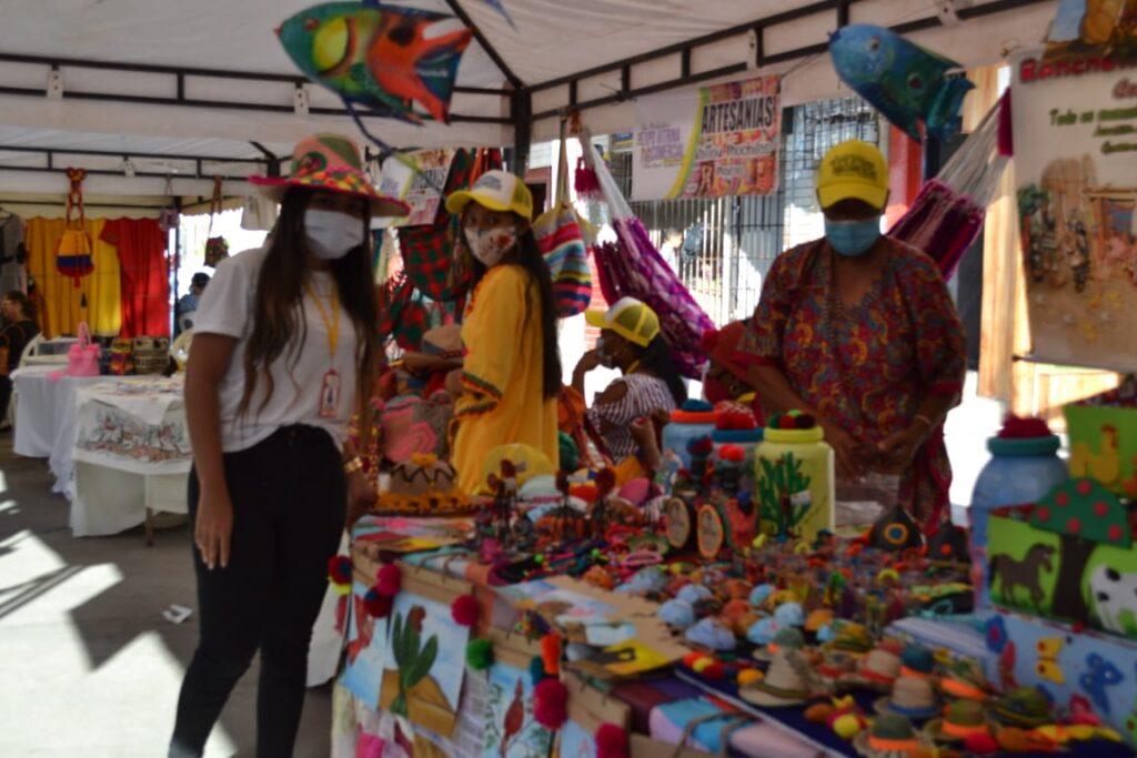 Artesanos, agricultores y emprendedores se dan cita en la primera Feria Multisectorial de Maicao - Noticias de Colombia